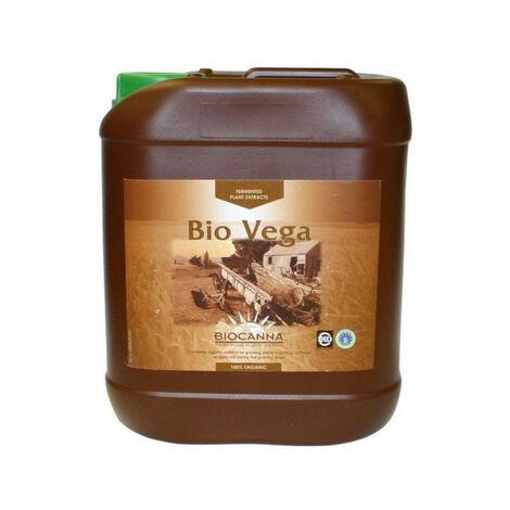 Engrais Croissance biologique Bio Vega 5 litres - Biocanna