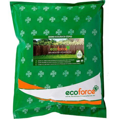 Engrais écologique Gazon spécial pour pelouse, 5 kg.