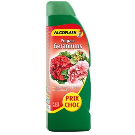 ENGRAIS GERANIUMS PRIX CHOC 1L /NC