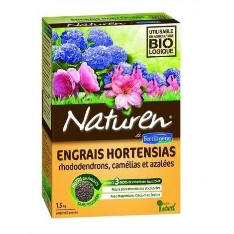 Engrais hortensias 1.5kg /nc