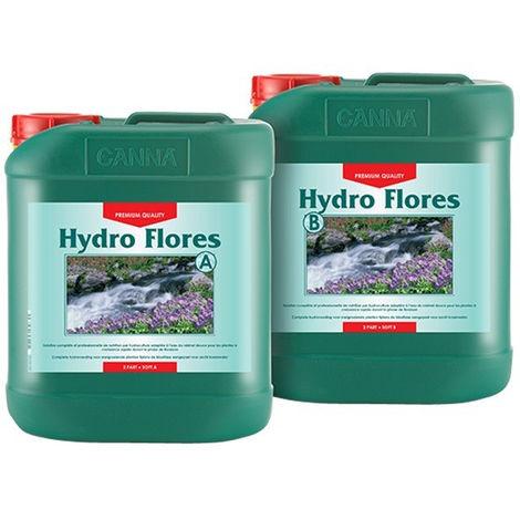 engrais Hydro Flores A et B (2 x) 5 L - Canna