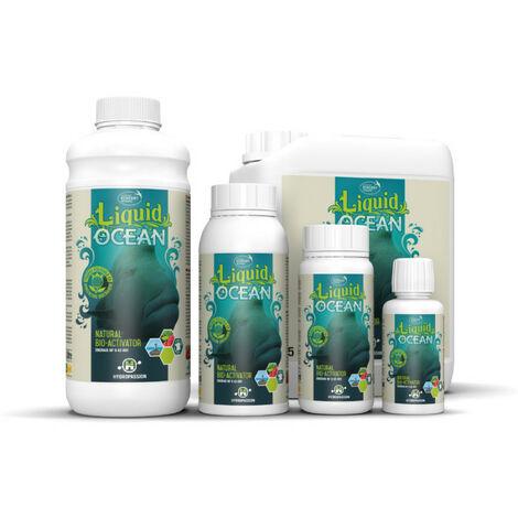 Engrais Liquid Ocean 100ml - HydroPassion à base d'algues