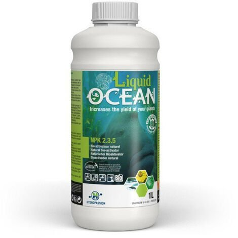 Engrais Liquid Ocean 1L - HydroPassion - booster de croissance