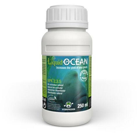 Engrais Liquid Ocean 250ml - HydroPassion - booster de croissance