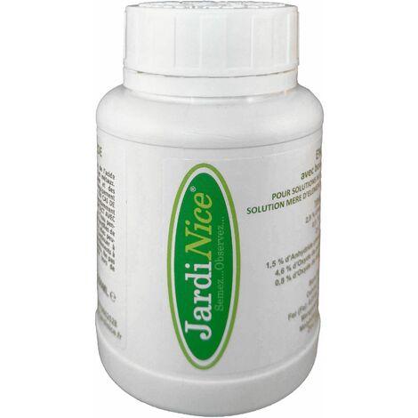 Engrais liquide avec bouchon doseur anti-goutte 250 ml