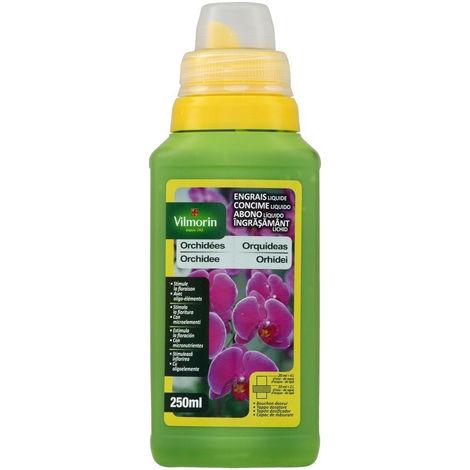 Engrais liquide Vilmorin Orchidées 4LG 250ml