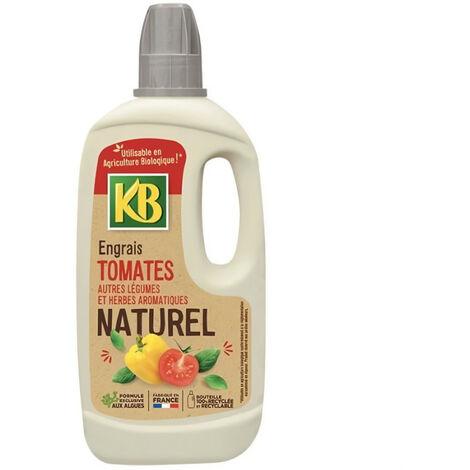 Engrais Naturel Tomates, Autres Legumes Et Herbes Aromatiques 1L