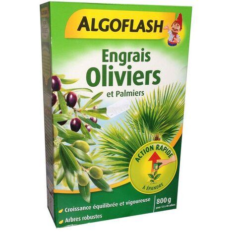 """main image of """"Engrais Oliviers et Palmiers 800g Algoflash"""""""