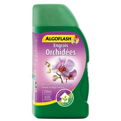 ENGRAIS ORCHIDEES 250ML /NC