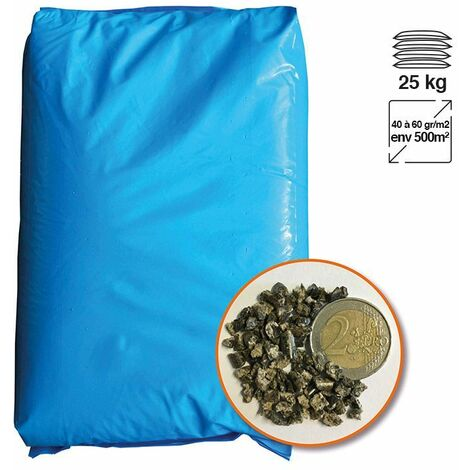 Engrais organique biologique à base de miettes végétales et animales sac de 25 Kg