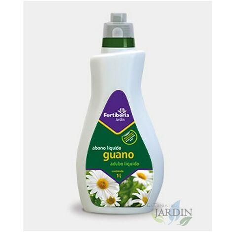 Engrais organique Guano 100% naturel, 1 litre
