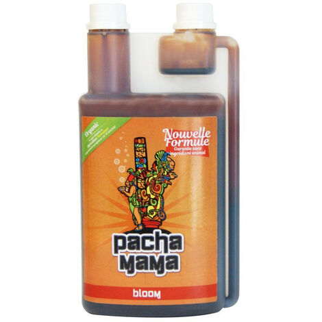 Engrais Pachamama Bloom - 1L - Formule 100% organique - Vaalserberg Garden