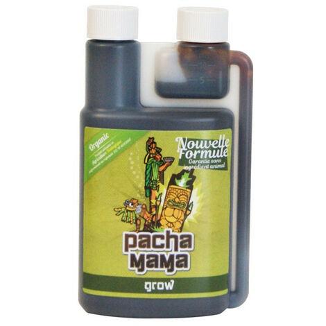 Engrais Pachamama Grow - 250ml - Formule 100% organique - Vaalserberg Garden
