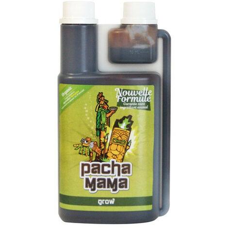 Engrais Pachamama Grow - 500ml - Formule 100% organique - Vaalserberg Garden