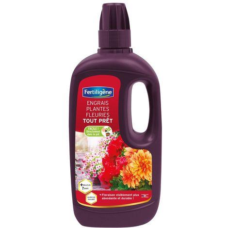 engrais plantes fleuries 1l