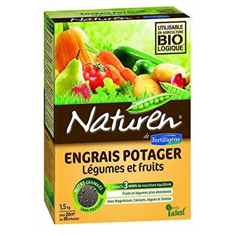 """main image of """"ENGRAIS POTAGER NATUREN 4KG /NC"""""""