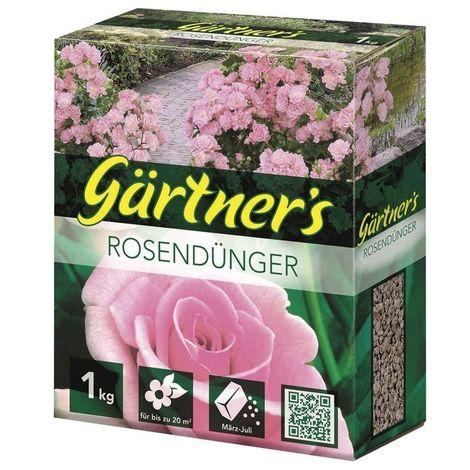 Engrais Rose 1 kg org.-mineral.