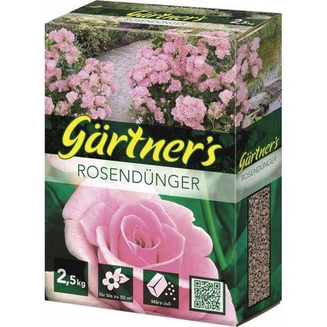 Engrais Rose 2,5 kg org.-mineral.