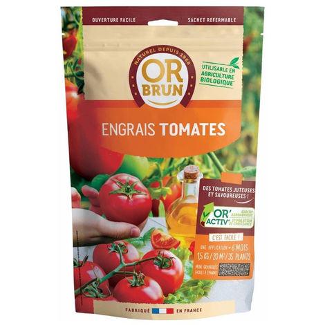 Engrais Tomates 650g - Or Brun
