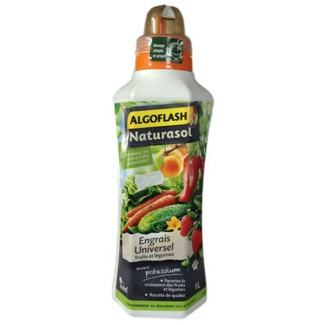 Engrais Universel fruits et légumes Naturasol 1L
