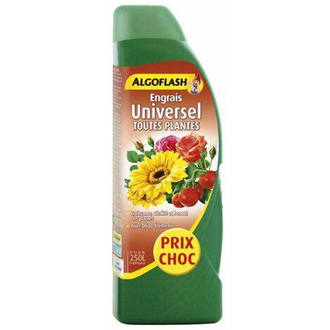 Engrais universel liquide toutes plantes