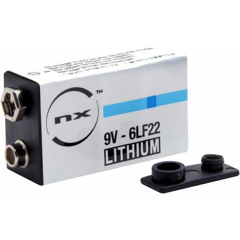 Enix PRL9002 (U9VL) Lithium PP3 Battery 9V 1.2Ah U9VL