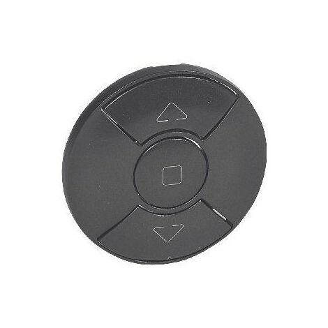 Enjoliveur Céliane - cde de volets roulants pour hotel - graphite (067953)