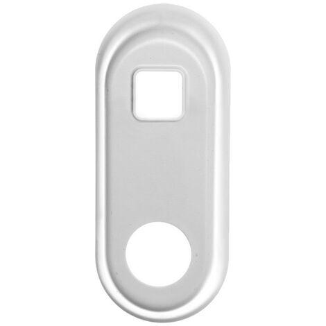 Enjoliveur Céliane pour prise enrouleur RJ45 Blanc (068255)