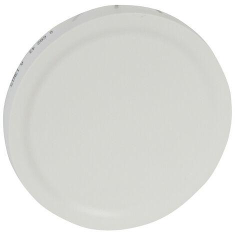Enjoliveur Céliane pour sonde pour thermostat Blanc (068243)