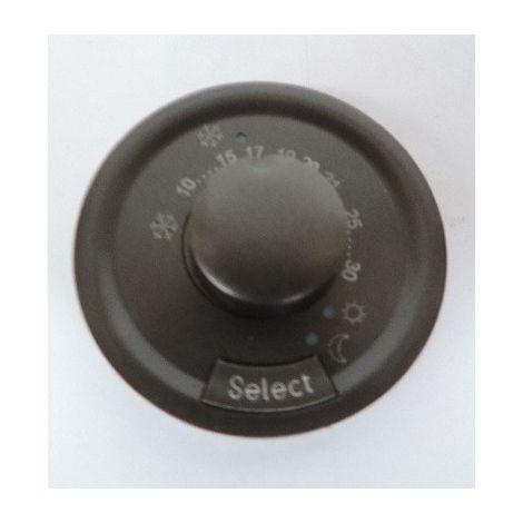 Enjoliveur Céliane pour thermostat fil pilote - finition graphite LEGRAND 067993