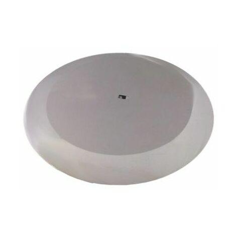 Enjoliveur coupe-air pour bonde de receveur de douche : D.90 mm (remplace la référence 150.275.21.1)