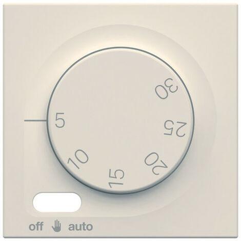 Enjoliveur thermostat fil pilote gallery dune (WXD316D)
