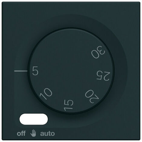 Enjoliveur thermostat fil pilote gallery night (WXD316N)