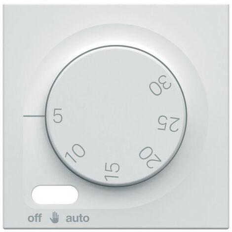 Enjoliveur thermostat fil pilote gallery pure (WXD316B)