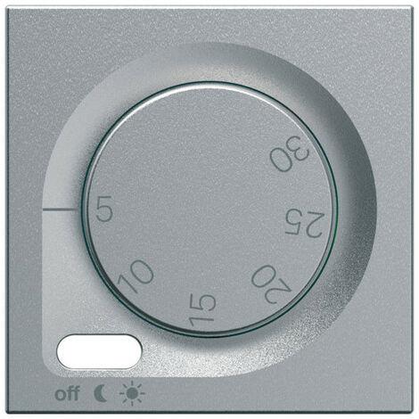 Enjoliveur thermostat gallery titane (WXD315T)