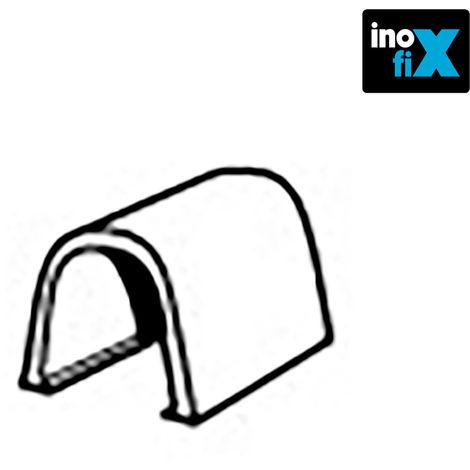 Enlaces recto para cablefix 2200 (blister 10 unid) inofix