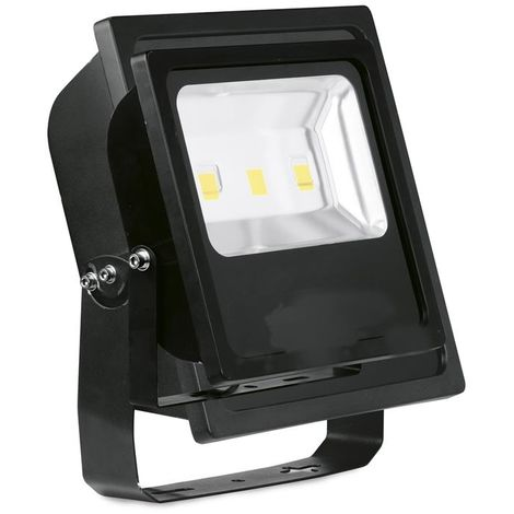 Enlite EN - FL200A/40 Helius 200W LED Floodlight Black IP65 Adjustable 4000K 14000lm