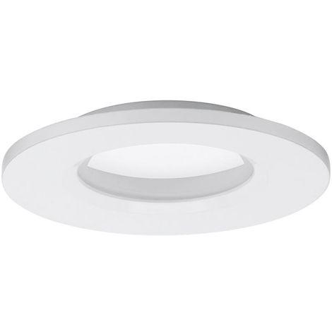 Enlite Matte White Bezel for E8 and E6 PRO LED Downlight (EN-BZE8MW)