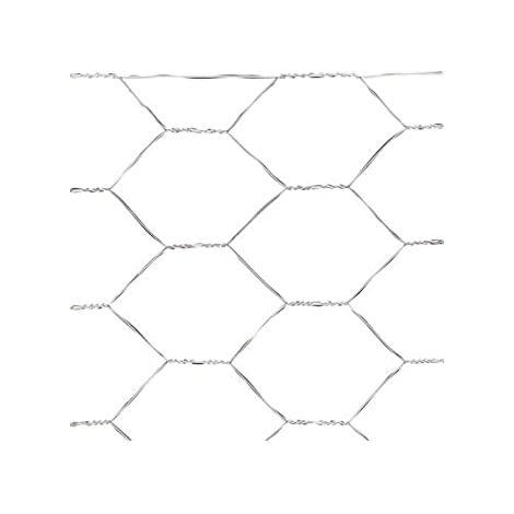 Enrejado triple torsion 13/ 150 cm. rollo 50 metros uso domestico