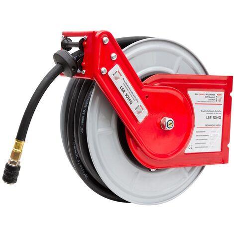 Enrollador aire comprimido de tambor abierto 10M Holzmann LSR10HQ
