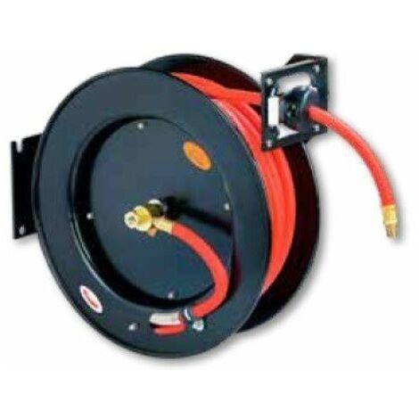 Enrollador automático de manguera de aire/agua 15mt. CEVIK CA-1810