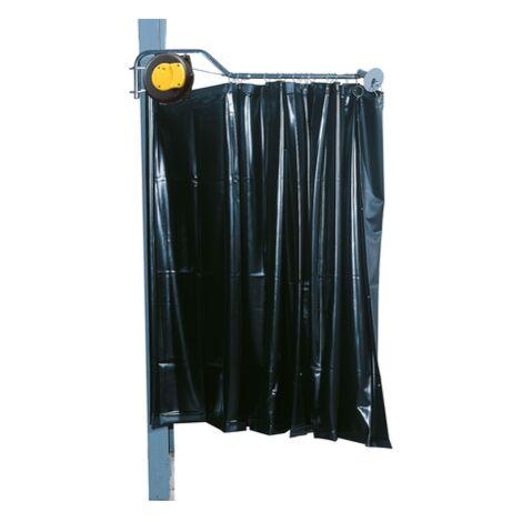 Enrollador de cable giratorio para suspensión de cortinas 70110101