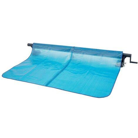 Enrollador de cubierta de burbujas - 2,74 m a 4,88 m - Intex