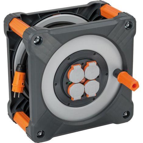 Enrollador eléctrico IP44 H07RN-F3G15 50m brennenstuhl