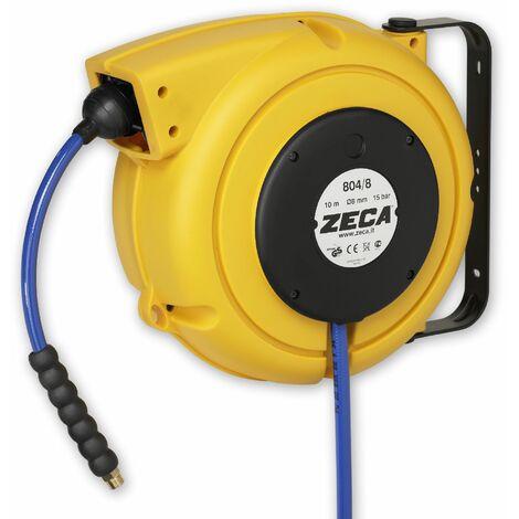 Enrouleur air eau 8 m - 3/8 Zeca 804/10
