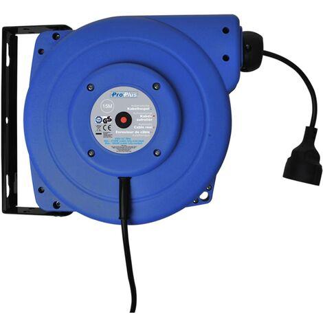 Enrouleur automatique 15 m ProPlus 580786