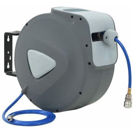 """Enrouleur automatique de tuyau d'air 1/4"""""""
