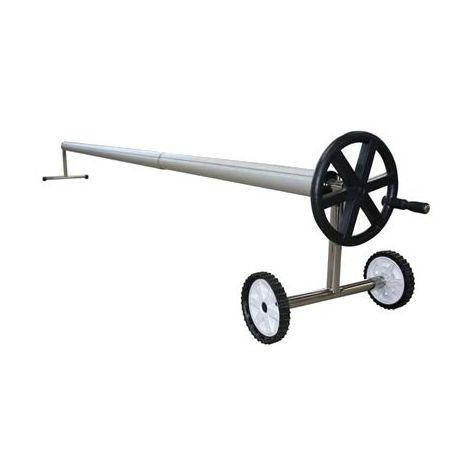 Enrouleur bâche modèle Classic Diam 105 mm / 5 à 6 m.