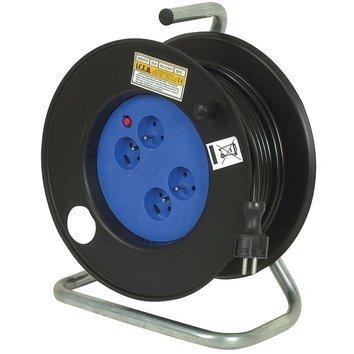 Enrouleur de câble 50M 3G1.5-H05VV-F