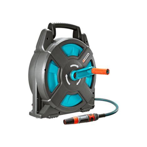 Enrouleur de tuyau darrosage 1/2 pouces GARDENA 02662-20 15 m